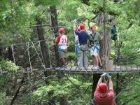 Practicantes de canopy