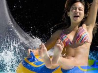 Water Park with transfer & lunch from Mexico City