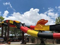Water park pass and transport in CDMX