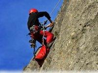 Escalar roca