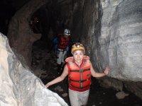 rutas entre cavernas