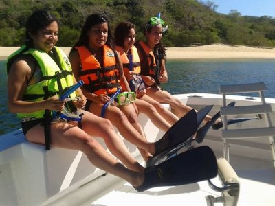 Huatulco Fishing Lovers