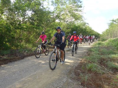 Tour of Merida's past by bike 6 hours