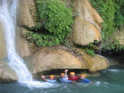 Teotl Adventures  Cañonismo