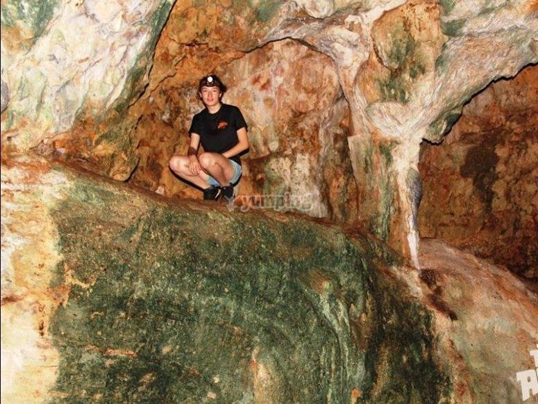 Grottos de Calcehtok