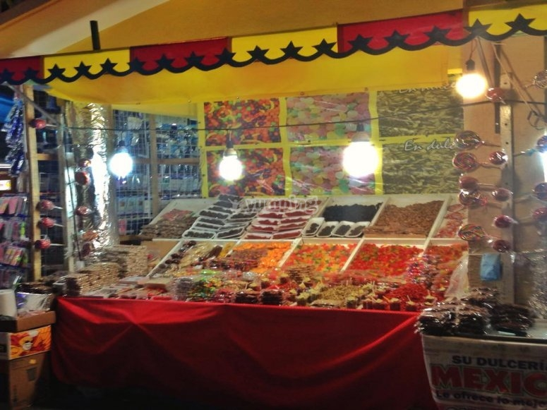 Local sweets