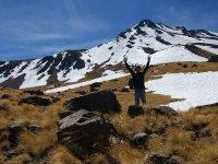 Hike to the Nevado de Toluca