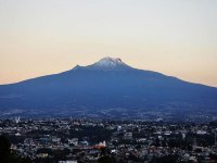 View of La Malinche in Tlaxcala