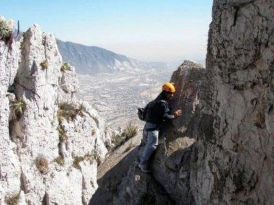 Nuevo León Adventure Escalada