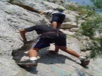 Subir la roca