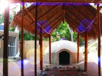 Temazcal and spa