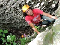 Climbing adventure in the state of Chiapas