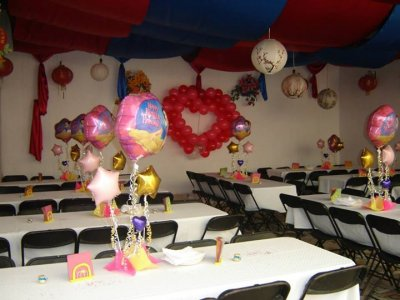 Children's party basic package in Iztapalapa