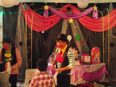 Room rental for parties with menu in Iztapalapa