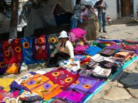 Colors of Mexico in San Cristóbal de las Casas