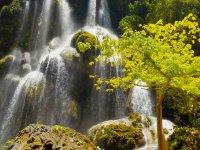 El Aguacero Waterfall