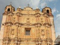 Church of Santo Domingo in San Cristóbal de las Casas