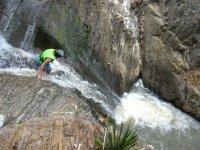 Salto en cascadas