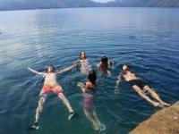 Visitas guiadas al lago