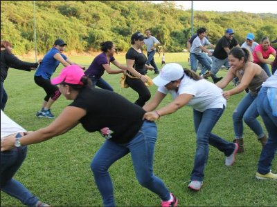 Campamento Teambulding en Morelos 2 días