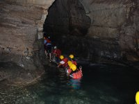 Visit to the underground river