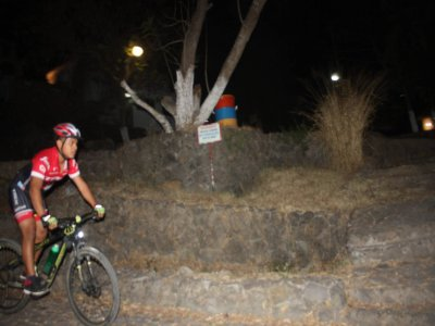 Night bike tour in Tepoztlán Morelos 2 hours