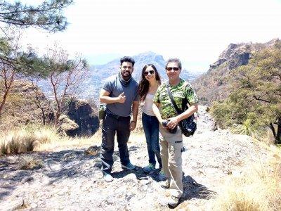 Senderismo por la ruta del jaguar, Tepoztlán 4 h