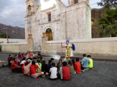 Night Tour of Legends in Tepoztlan price children