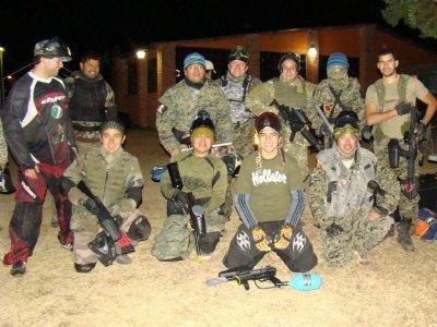 Comando Gotcha Huasca
