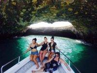 Disfruta esta aventura en Islas Marietas  con los tuyos