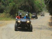 Recorrido en buggy por la selva de Sayulita