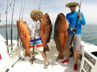 Una excelente jornada de pesca