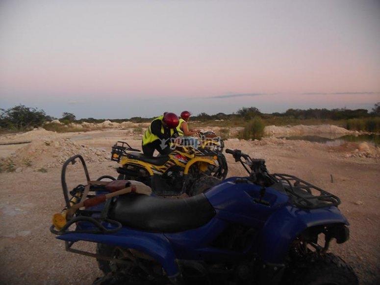 ATV Tour in Yucatán
