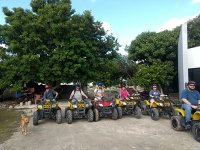 Enjoy with your friends our tour in ATV