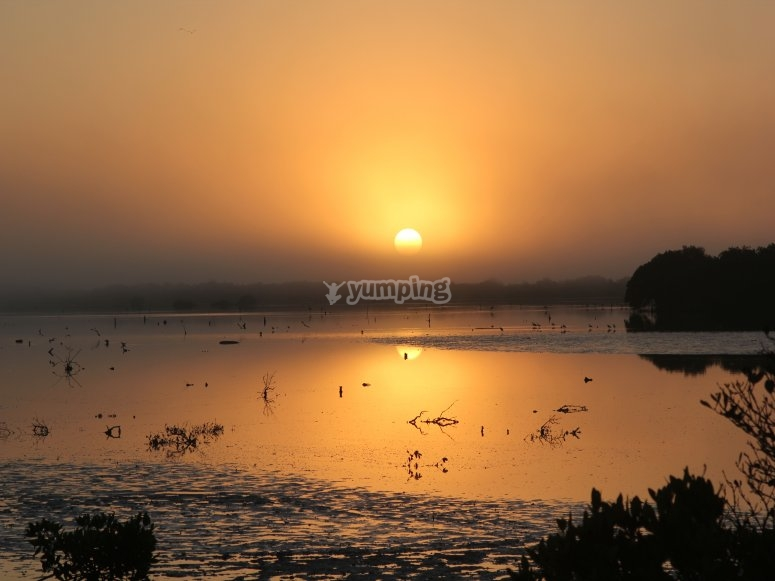 We have sunset tour with extra cost