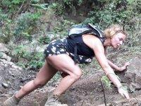 Aventura de hiking