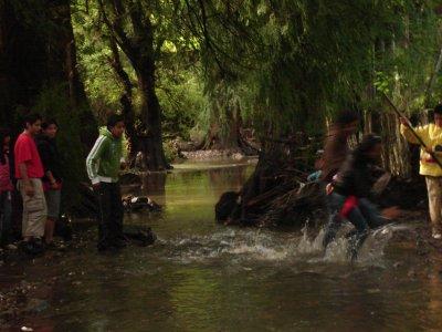 Campamento de verano para jóvenes en Querétaro