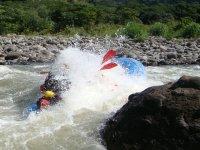 Rafting de adrenalina
