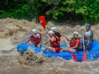 Expedicion de rafting