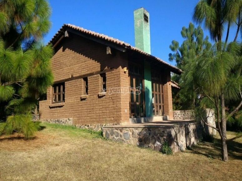 Ecological cabin in Guadalajara