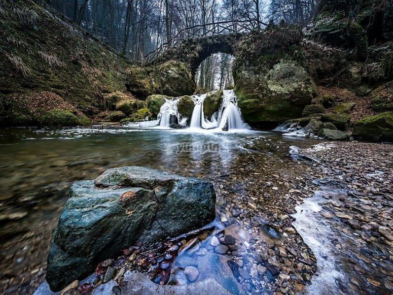 Encuentra la cascada secreta de Avandaro