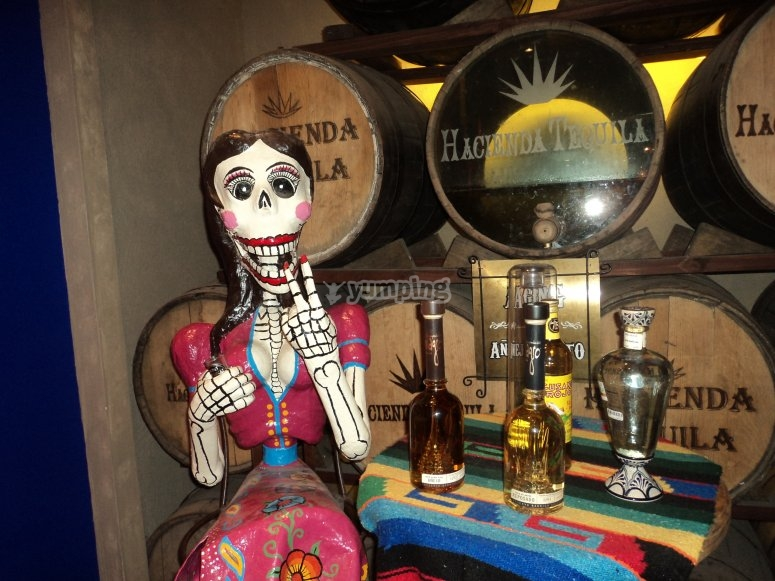 You will know the process of making tequila