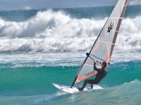 Live the windsurfing
