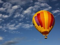 feel the adventure of ballooning