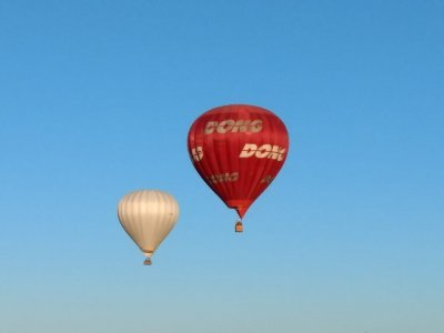 Balloon flight over Chignahuapan for 1 hour