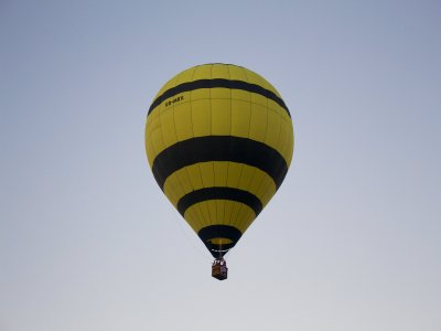 Balloon flight in Chignahuapan with lodging