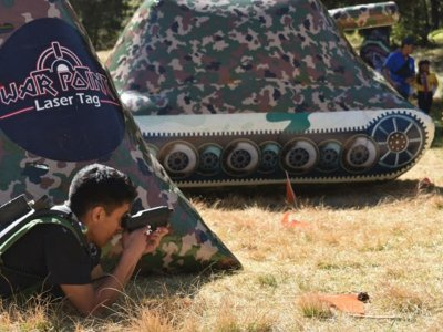 Laser Tag in CDMX and Metropolitan Area
