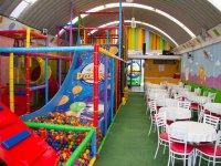 Salón para celebración infantil