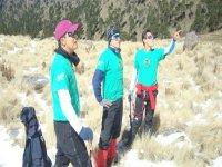 Mountain orientation