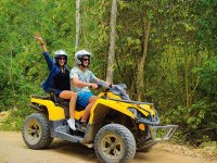 Tulum tour and quad ride from Riviera Maya 8 h